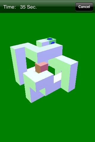Screenshot Laby3D Lite