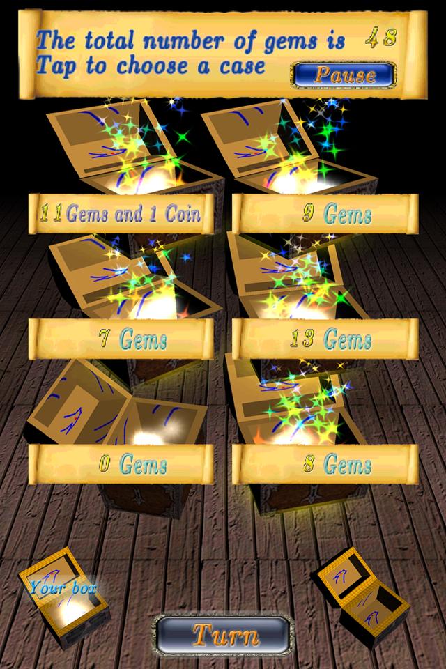Screenshot Pirate's Trick
